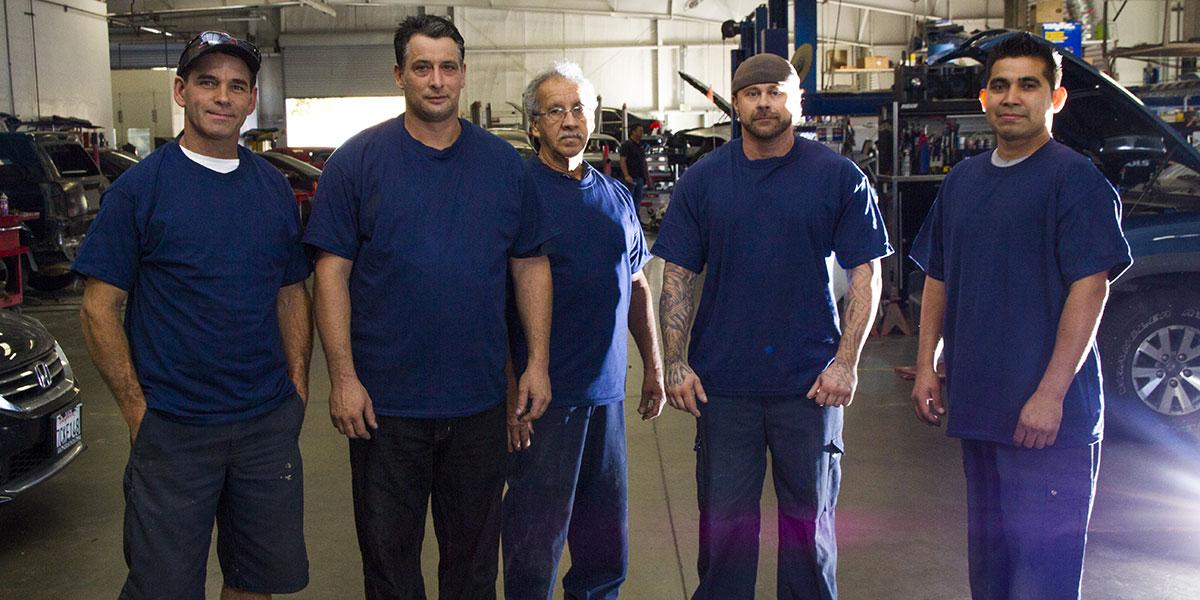 Meet Our Technicians